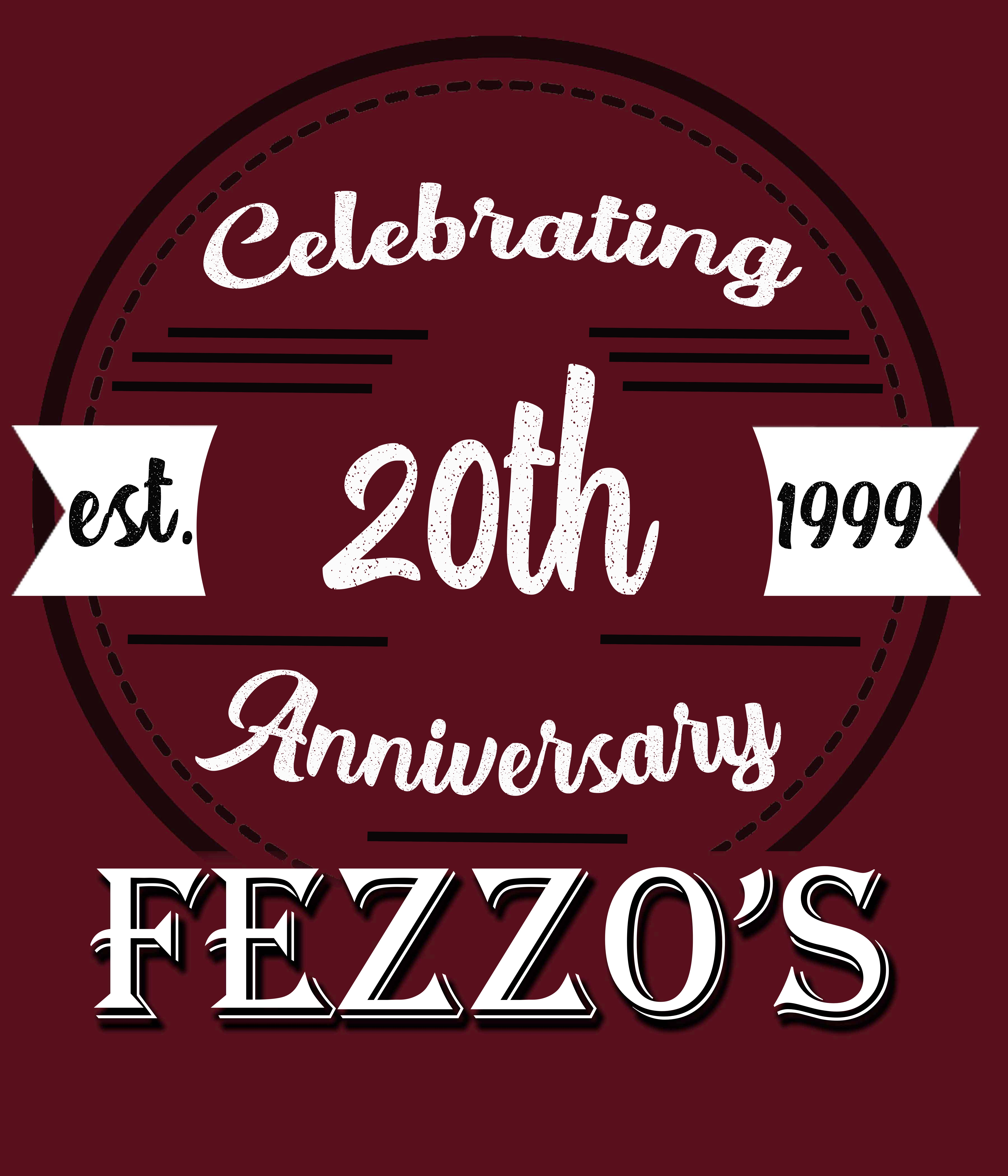 Fezzo's seafood steakhouse and oyster bar crowley louisiana 20 year anniversary july 23