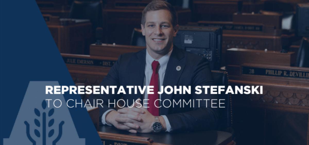 House Representative John Stefanski